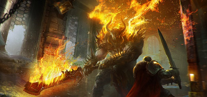 Новый трейлер Lords of the Fallen