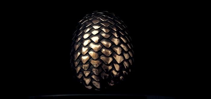 Как создавалось металлическое Яйцо Дракона из Game of Thrones