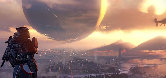 Каждая локация Destiny будет размером с Halo: Reach
