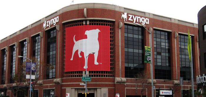 Zynga терпит огромные потери