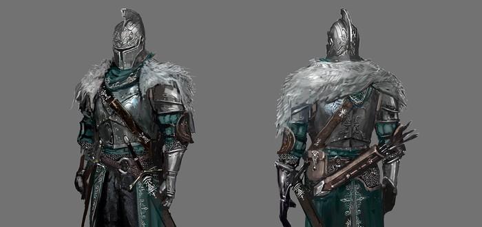 Гайд: как достать броню с обложки Dark Souls 2