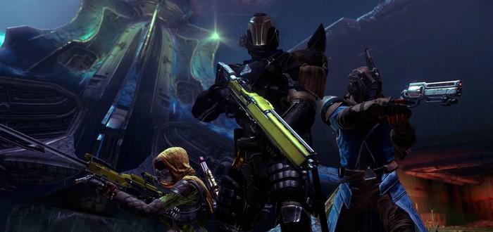 Кооперативные удары Destiny