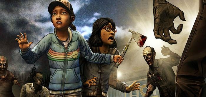 Первые скриншоты третьего эпизода The Walking Dead: Season Two