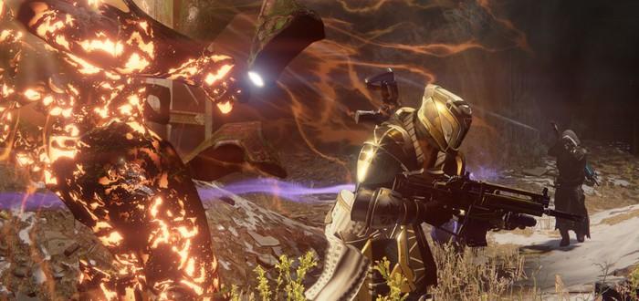 Разработчики Destiny о броне, луте и прокачке оружия в игре