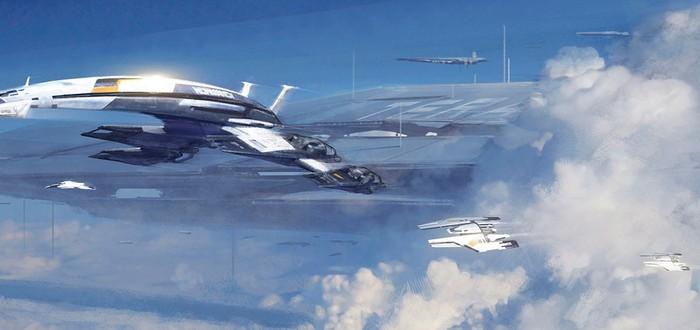 Mass Effect: Contact – рабочее название новой игры