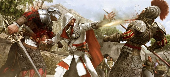 PC версия Assassin's Creed II: Brotherhood в сети
