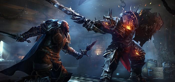Разработка Lords of the Fallen начиналась тяжело из-за сравнений с Dark Souls