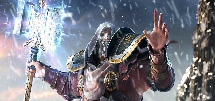 Геймплейное видео Lords of the Fallen