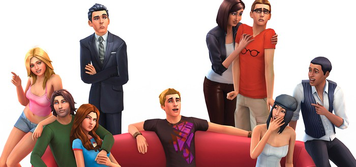 Трейлер Sims 4 – создание Сима