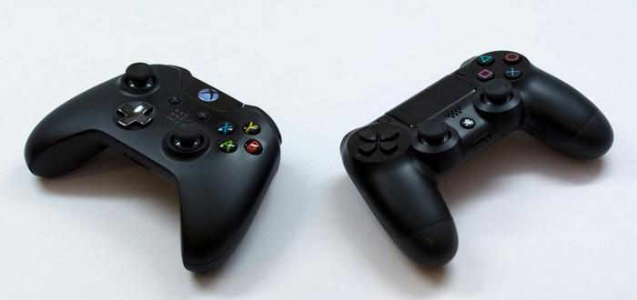Почему Xbox one продается хуже чем PS4