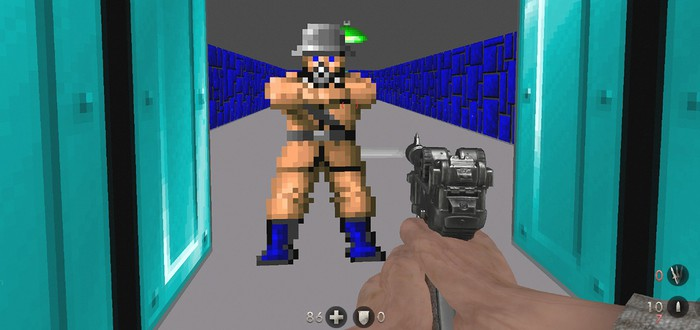 Пасхалка Wolfenstein: The New Order – оригинальный Wolfenstein
