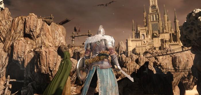 Гениальный способ запутать противника в мультиплеере Dark Souls 2