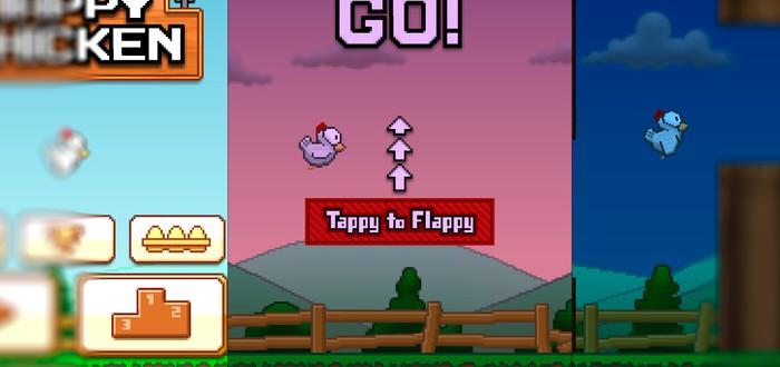 Flappy Bird на Unreal Engine 4