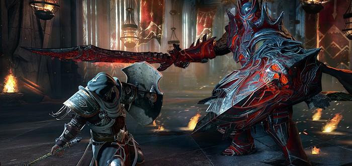 Геймплей Lords of the Fallen в прямом эфире
