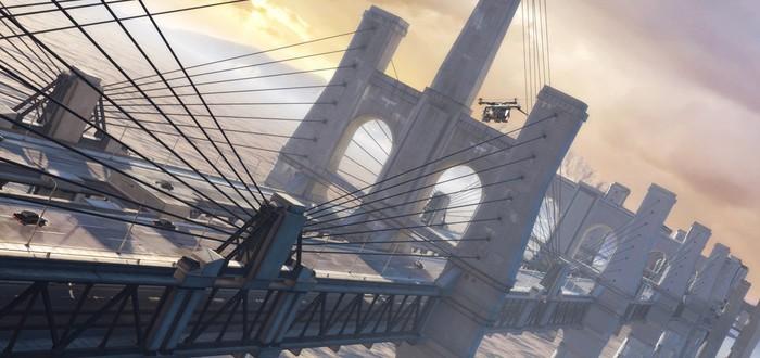 Фотографические скриншоты Wolfenstein: The New Order