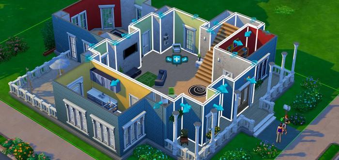 Трейлер Sims 4 – режим строительства