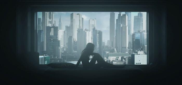 Начальная сцена Ghost in the Shell воссоздана в виде лайв-экшена