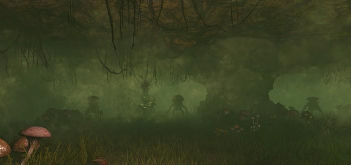 Началось альфа-тестирование Legend of Grimrock 2