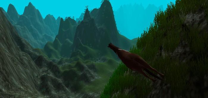 Новая игра Нотча – Cliffhorse