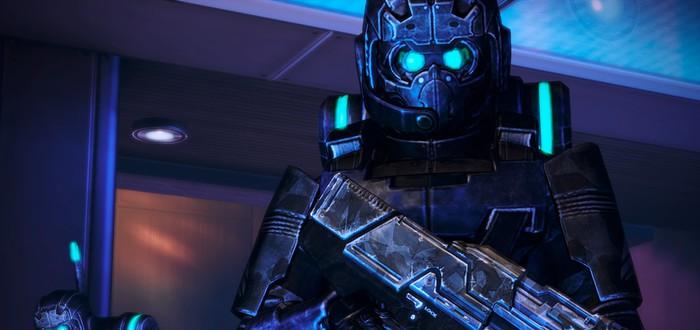 E3 2014: Технологическое видео нового Mass Effect