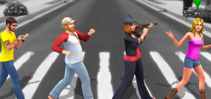 The Sims 4 выйдет 2-го Сентября