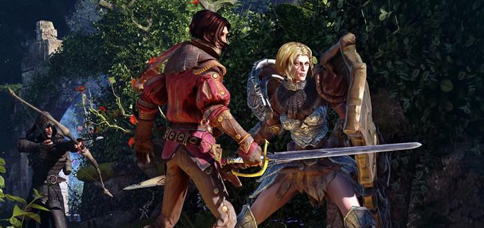 E3 2014: скриншоты и трейлер Fable Legends