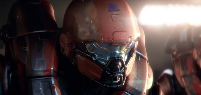 Halo 5: Guardians – скриншоты и трейлер