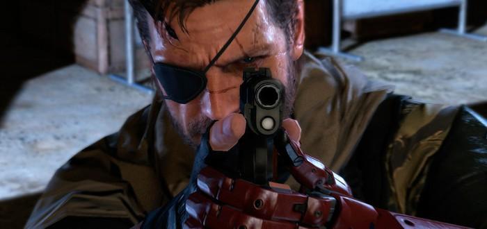 Скриншоты Metal Gear Solid V: Phantom Pain