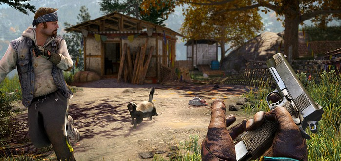 Кооператив Far Cry 4 похож на Diablo 3