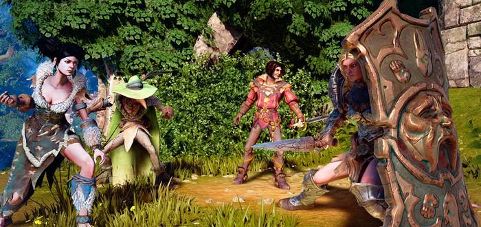 Новый трейлер и скриншоты Fable Legends