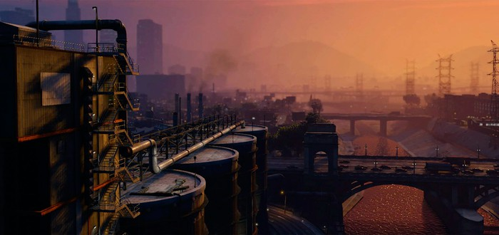 GTA 5 – сравнение графики на PS3 и PS4