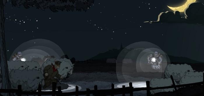 Valiant Hearts: The Great War - повод вернуться на сто лет назад