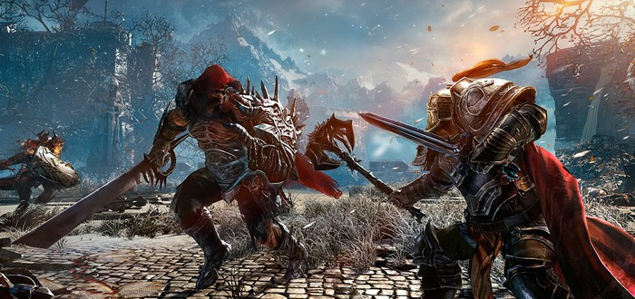 E3 2014: Геймплей Lords of the Fallen