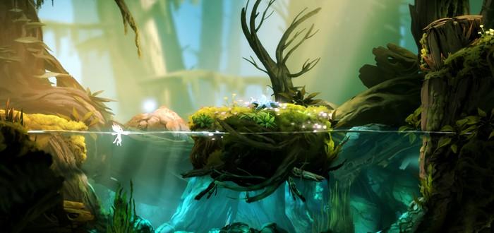 Ori and The Blind Forest - уведите девушек от экранов и сами займите их место