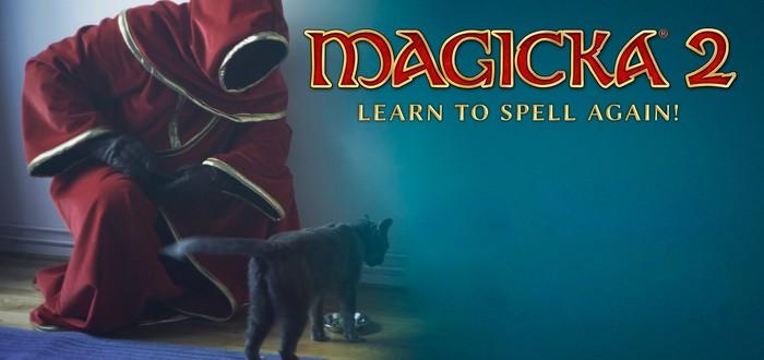 Анонс Magicka 2 или как не следует гладить котов