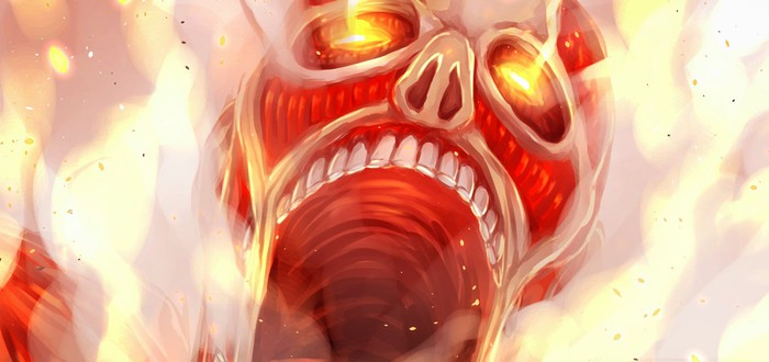 Титан с характером Дедпула терроризирует Токио