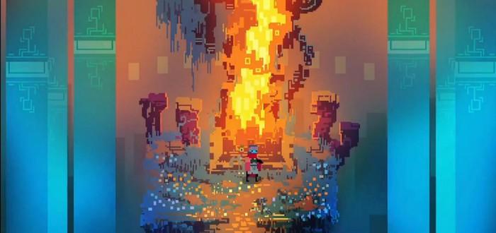 Hyper Light Drifter - отголоски Kickstarter в гостях у E3
