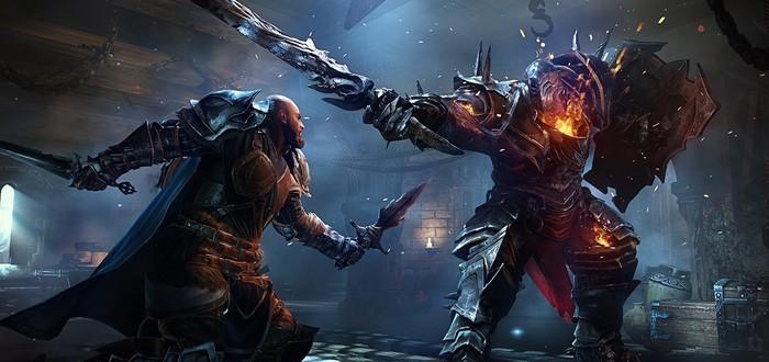 Еще немного геймплея Lords of the Fallen с E3 2014