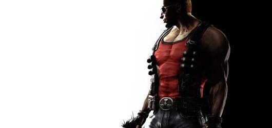 Разработчик не может жить без Duke Nukem