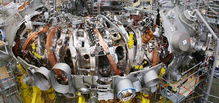 Видео: как построить термоядерный реактор за 10 лет