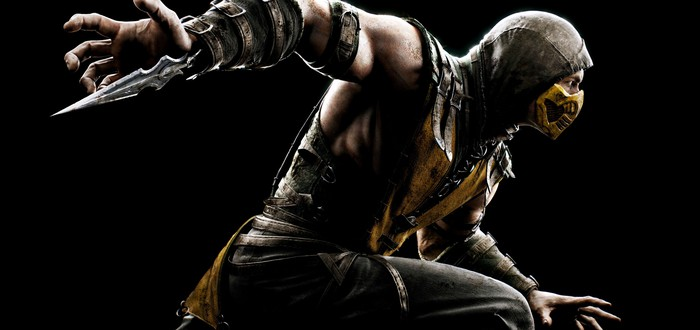 Mortal Kombat X - бокс-артовый Скорпион