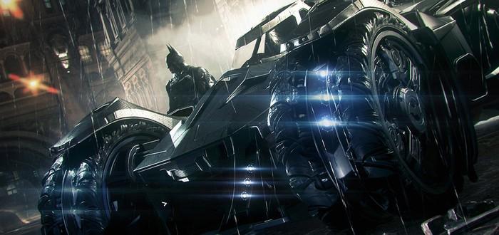 Релиз Batman: Arkham Knight – 24 Февраля, по версии Microsoft