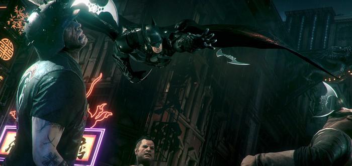 Игроков в Batman: Arkham Knight на PS4 ждет гигантское Пугало