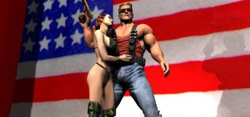 Duke Nukem Forever - девушки