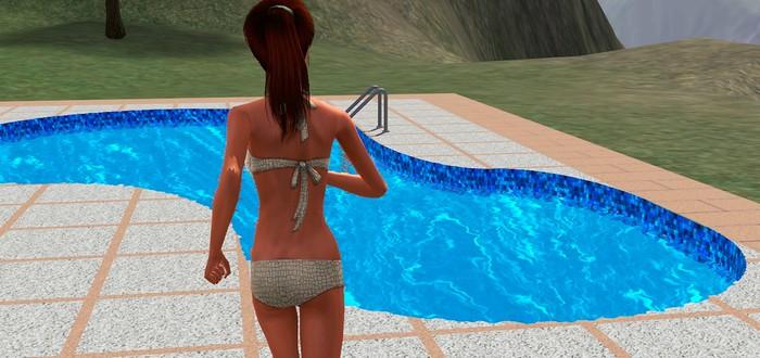 В Sims 4 не будет бассейнов и младенцев