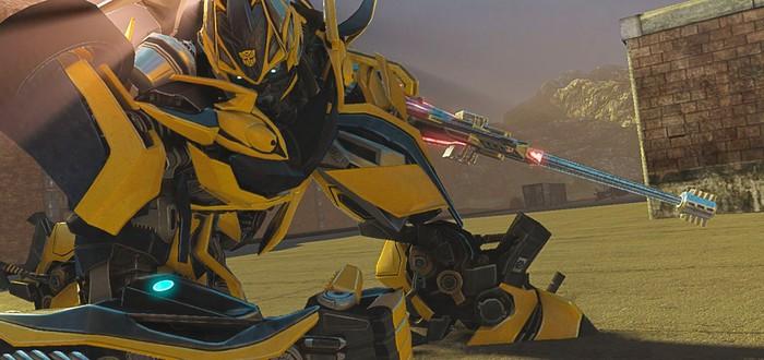 """Обзоры Transformers: Rise Of The Dark Spark – как и ожидалось """"трэш"""""""