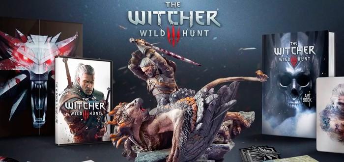 В Британии дефицит коллекционок Witcher 3
