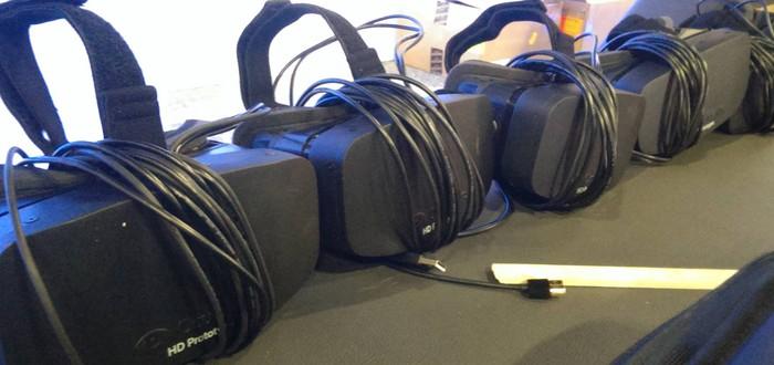 Первые поставки Oculus Rift Dev Kit 2 стартуют 14 Июля