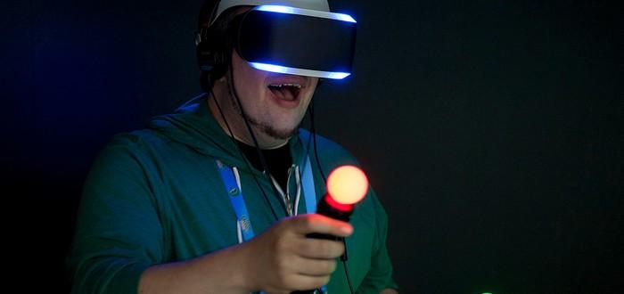 Sony инвестировала массу ресурсов в Project Morpheus