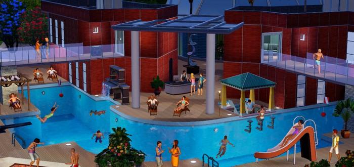 EA объясняет почему в Sims 4 не будет бассейнов и младенцев